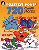 720 Positive Power Reward Stickers, Carson-Dellosa Publishing Staff, 0742409619
