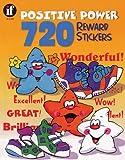 720 Positive Power Reward Stickers, Carson-Dellosa Publishing Staff, 0742409619