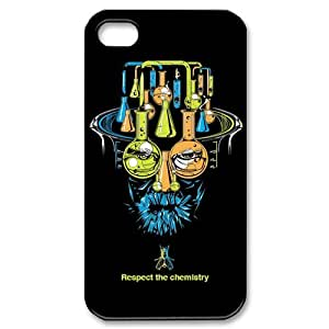 IPhone 4,4S Phone Case for Breaking Bad pattern design GQBKB750772