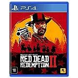 """Conhecido como Grand Theft Auto do velho oeste, dá sequência a Red Dead Redemption, trazendo muita ação em uma aventura. Considerado um """"conto épico da vida no interior implacável da América"""", o game sempre surpreendeu seus fãs, com a riqueza na hist..."""