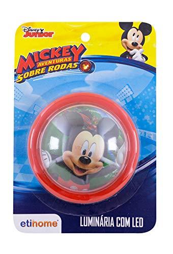 Luminária 10 Mickey Etihome Multicor