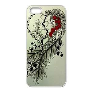 O-K-O-U8094855 Phone Back Case Customized Art Print Design Hard Shell Protection Iphone 5,5S