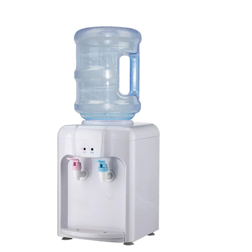 H&RB Dispensador De Agua Fría Caliente Contador Superior Botón De Seguridad Niño Bloqueo De La Carga Vertical Función del Surtidor Oficina Central,Pink: ...