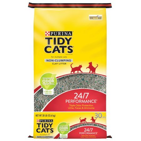Purina Tidy Cats 24/7 Performance for Multiple Cats Non-Clum