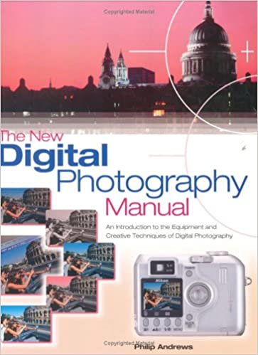 Book The New Digital Photography Manual