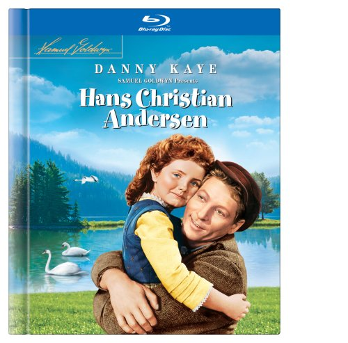 Hans Christian Andersen (BD Book) [Blu-ray] by Warner Manufacturing