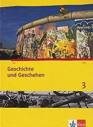 Geschichte und Geschehen. Ausgabe für Nordrhein-Westfalen / Schülerbuch 3 mit CD-ROM