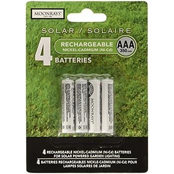 Amazon.com: Kastar 1/3AAA 170mAh Ni-MH Battery (Button Top