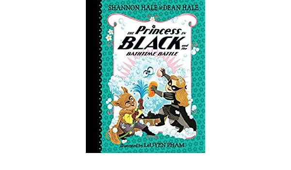 The Princess in Black and the Bathtime Battle (English ...