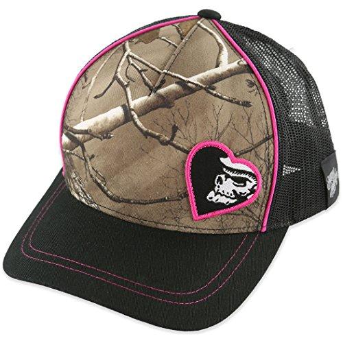 Metal Mulisha Junior's Shifty Trucker Hat, Black, One Size (Metal Mulisha Women Hats)
