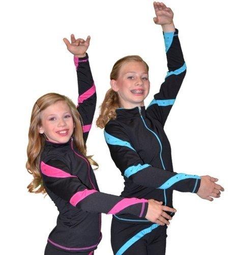 ChloeNoel J36 Spiral Skate Jacket Chloe Noel