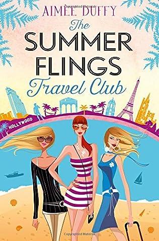 book cover of Summer Flings
