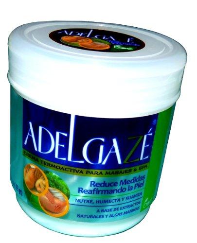 Crème de massage Adelgaze thermoactive & Spa 16 Oz.