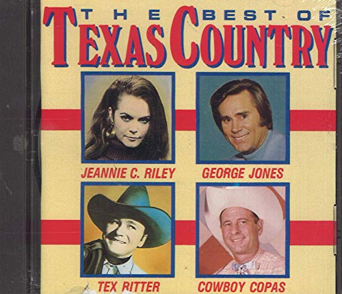 The Best of Texas Country Music