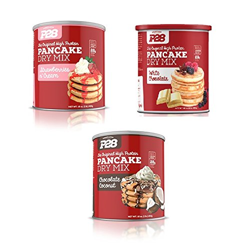 strawberry pancake mix - 3