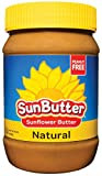 Sun Butter Natural Sunflower Seed Spread, 16 oz