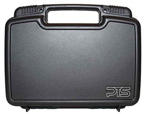 Single Pistol Case Secure