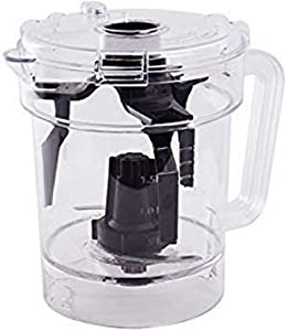Brewista BRNMSMS Nut Butter and Smoothie Making Set-8 cups