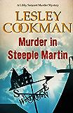 Murder in Steeple Martin (Libby Sarjeant Murder Mystery Book 1)