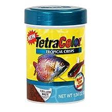 Tetracolor Tropical Crisp Food
