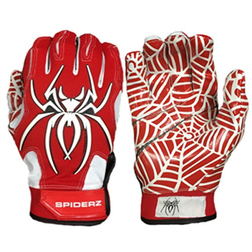 Spiderz Sticky Football Receiver Gloves