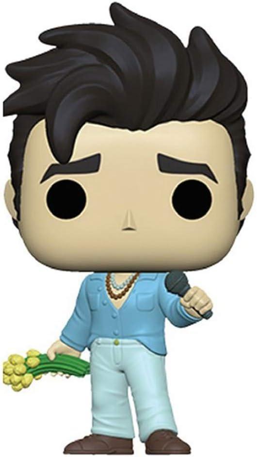 Funko- Pop Figura de Vinilo: Música Morrissey Coleccionable, Multicolor, Talla única (40091)