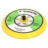 uxcell 125mm Dual Action Orbital Sanding Sand Disc Pad for Sander Grinder