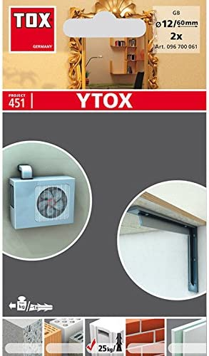 TOX Porenbetondübel Ytox M12//60