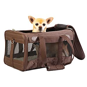 Sherpa Travel Original Deluxe Airline Approved Pet Carrier 74