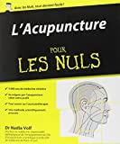 bienfaits de l'acupuncture