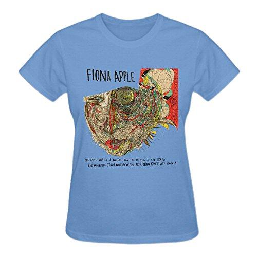 fiona-apple-the-idler-wheel-is-wiser-women-t-shirts-blue