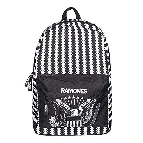 Mochila RockSax X (Negro) Ramones Lets Go