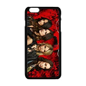 Brown Girl Cell Phone Case for Iphone 6 Plus