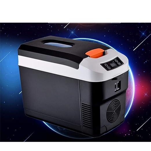 JWS Mini refrigerador para 10 L, Uso Doble Fresco y cálido ...