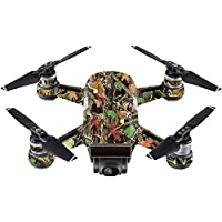Skin For DJI Spark Mini – Buck Camo | MightySkins Protective, Durable, and Unique Vinyl Decal wrap cover | Easy To Apply, Remove, and Change Styles | Made in the USA