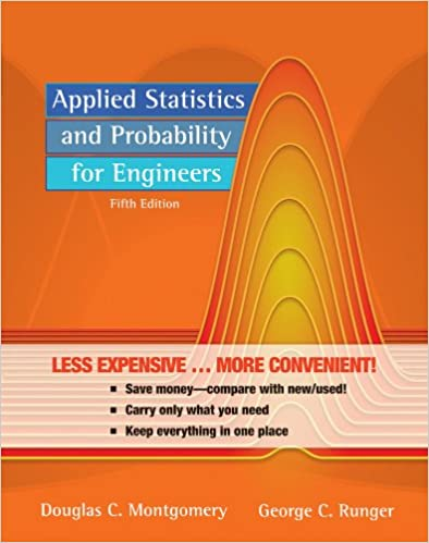 Amazon applied statistics and probability for engineers applied statistics and probability for engineers 5th edition binder ready version edition fandeluxe Images