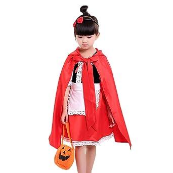 4d0c4c4aa08df Kolylong の💕 Halloween Cosplay Déguisement Costume Bébé Enfant Ado Filles  Robe Cendrillon princesse vêtements +