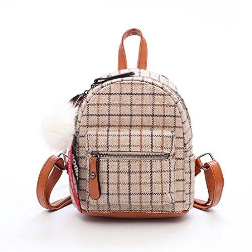 femminili delle A Stripes delle l'adolescente borse Bag scuola Zaini Patterns di plaind casuali VHVCX donne per zaino Mini design sacchetti femminile qARWwYP