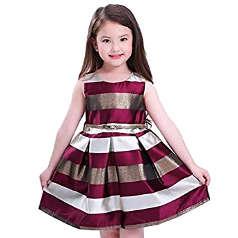 3731fda42 A P Boutique Baby Girl Frock Party Dresses Birthday Outfits Dress Girls  Western Wear