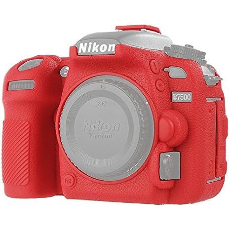 Amazon com : STSEETOP Nikon D7500 Camera Housing Case