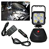 PA 1x LED Work 3 functions Portable Work Handheld Magnetic Set 15W Light High Lumen