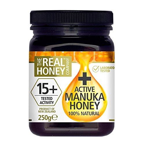 The Real Honey Company Total Activity Manuka Honey 15+ 250g by the real honey company