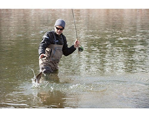 Fly fishing wading. Hodgman H3 Stocking Foot