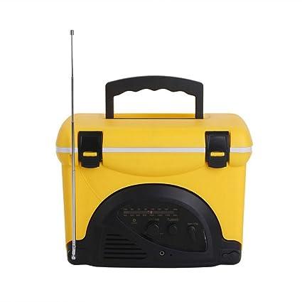 Amazon.es: GEGEQUNAERYA Incubador/Radio/refrigerador de radio ...