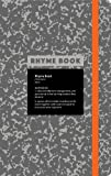 #9: Rhyme Book: A lined notebook with quotes, playlists, and rap stats