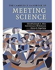 The Cambridge Handbook of Meeting Science