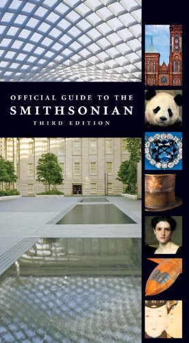 Official Guide to the Smithsonian, 3rd Edition: Third - Mall The In Columbia Stores