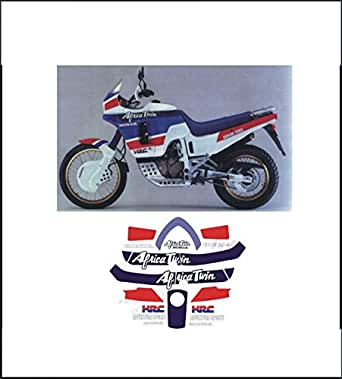 Kit adesivi decal stikers honda xrv africa twin 650 rd 03 88 (ability to customize the colors)