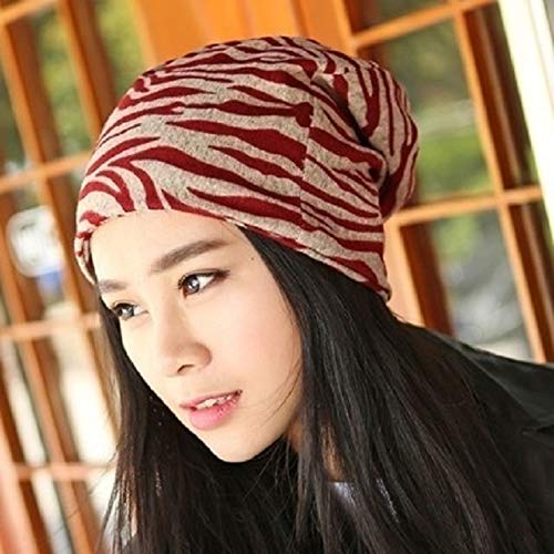 Doing Month hat Cap Cap Month Summer take Maternity Summer Fashion for Pregnant Women Thin Postpartum Unique Breathable (red Zebra ()