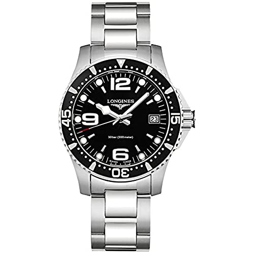 Longines HydroConquest Stainless Steel Mens Watch L33404566